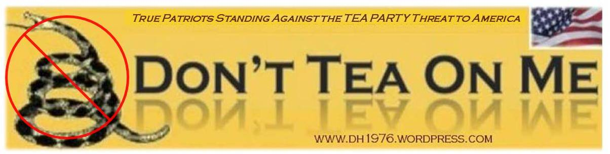 Anti Ptea Party bumper stickers
